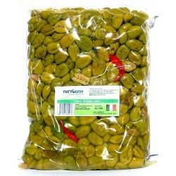Olive schiacciate denoc. busta da kg 2,000