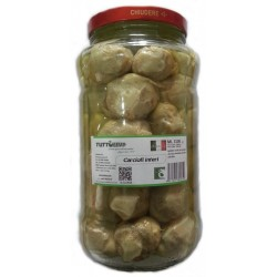 Carciofi interi vaso da ml 3100