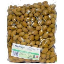Olive verdi medie in sal. busta da kg 2,000